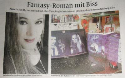 Fantasy-Roman mit Biss